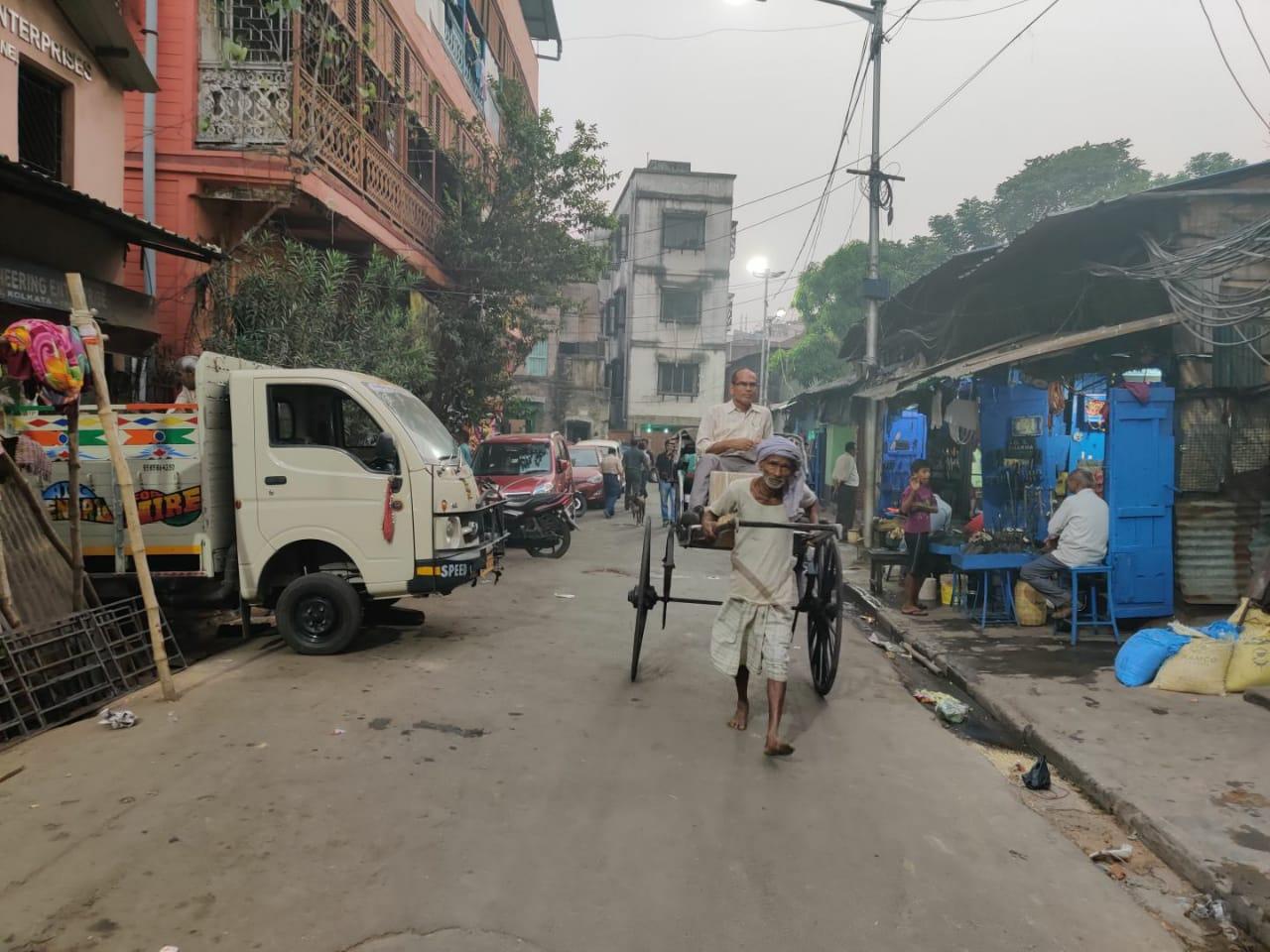 Condizioni degli slum